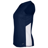 Eastbay Team Two Color Singlet - Women's - Navy / Navy