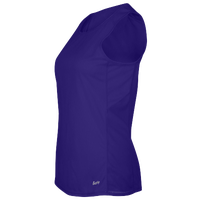 Eastbay Team Solid Track Singlet - Women's - Purple / Purple