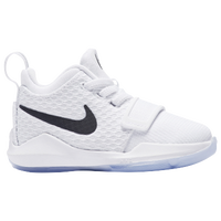 5d168410ce05 Nike PG 1 - Boys  Toddler - Paul George - White   Black
