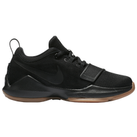 Nike PG 1 - Boys' Preschool -  Paul George - Black / Black