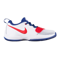 26ef63bd41bf Nike PG 1 - Boys  Preschool - Paul George - White   Red