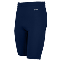 "Eastbay Team 9"" Compression Track Shorts - Men's - Navy / Navy"