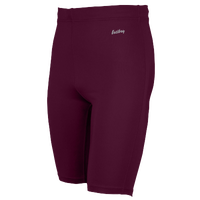 "Eastbay Team 9"" Compression Track Shorts - Men's - Maroon / Maroon"