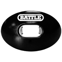 Battle Sports Oxygen Mouthguard - Adult - Black / White