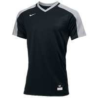 Nike Team Vapor Dri-FIT Game Top - Boys' Grade School - Black / Grey