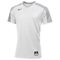 Nike Team Vapor Dri-FIT Game Top - Boys' Grade School - White / Grey