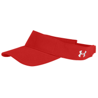 Under Armour Team Visor - Men's - Red / Red