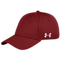 Under Armour Team Blitzing Cap - Men's - Red / Red