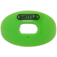 Battle Sports Oxygen Mouthguard - Adult - Light Green / Black