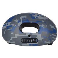Battle Sports Oxygen Mouthguard - Adult - Blue / Grey