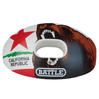 Battle Sports Oxygen Mouthguard - Adult - Brown / White