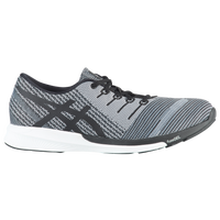 ASICS® fuzeX Knit - Men's - Grey / Black