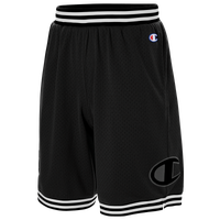 Champion Rec Mesh Shorts - Men's - Black