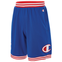 Champion Rec Mesh Shorts - Men's - Blue