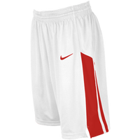 Nike Team Fastbreak Shorts - Women's - White / Red