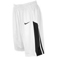 Nike Team Fastbreak Shorts - Girls' Grade School - White / Black