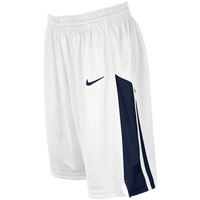 Nike Team Fastbreak Shorts - Girls' Grade School - White / Navy