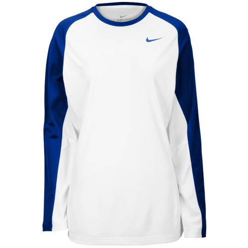 13f6124c5815 60%OFF Nike Team Elite L S Shooting Shirt - Women s - Basketball ...
