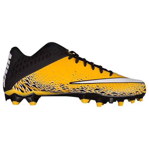 Nike Vapor Speed 2 TD - Men's - Football - Shoes - Yellow/White/Black/White