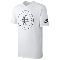 Nike Huarache Logo T-Shirt - Men's - White / Black