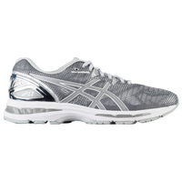 ASICS® GEL-Nimbus 20 - Men's - Grey / Silver