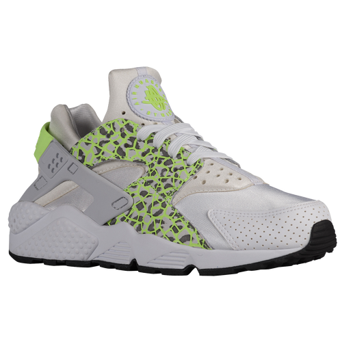 Nike Air Huarache White/Ghost Green/Pure Platinum - Nike Running Shoes Discount Sale - NIKE. JUST DO