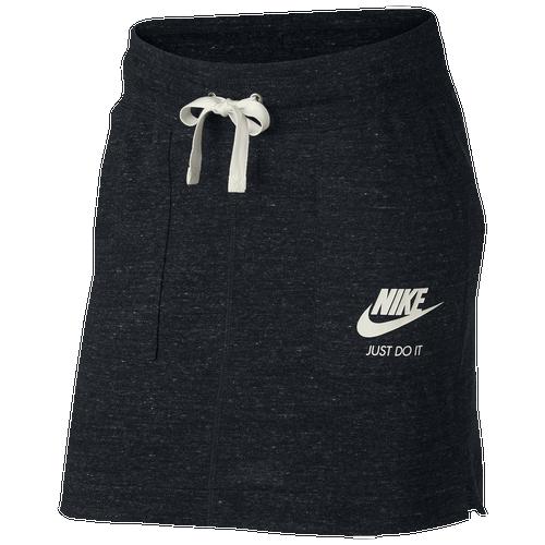 Nike Gym Vintage Skirt - Women's Casual - Black/Sail 83976010