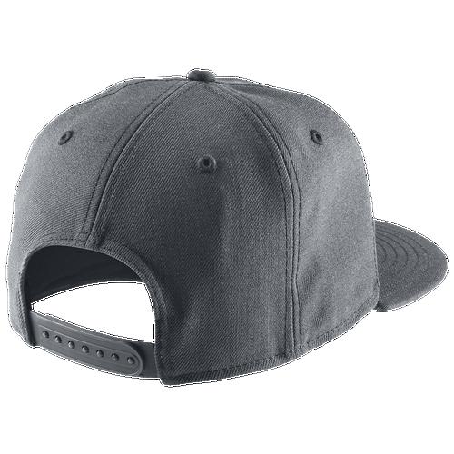 Nike Futura Snapback Cap - Men's - Casual - Accessories - Cool Grey/Cool  Grey/Cool Grey/White