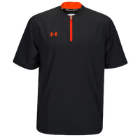 Under Armour Storm Cage Jacket - Men's - Black / Orange