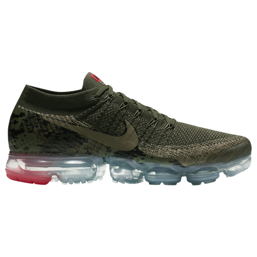 e9072246065 ... purchase nike air vapormax flyknit mens running shoes neutral olive  cargo khaki hot punch c51f0 f3114