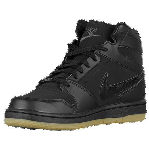 Nike Prestige IV High - Men\u0027s - Basketball - Shoes - Black/Anthracite/Gum  Light Brown