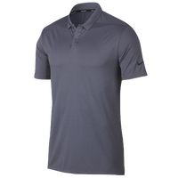 Nike Breathe Golf Polo Texture OLC - Men's - Grey / Black