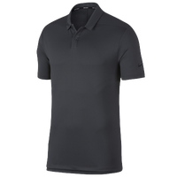 Nike Breathe Golf Polo Texture OLC - Men's - Grey / Silver