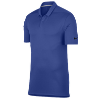 Nike Breathe Golf Polo Texture OLC - Men's - Blue / Silver