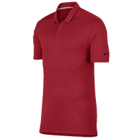 Nike Breathe Golf Polo Texture OLC - Men's - Cardinal / Silver