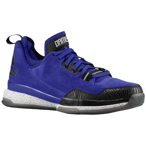 adidas D Lillard 1.0 - Men's - Basketball - Shoes - Damian Lillard - Amazon  Purple/Black/White