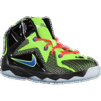 kids' preschool nike lebron 12 basketball shoes $89.99