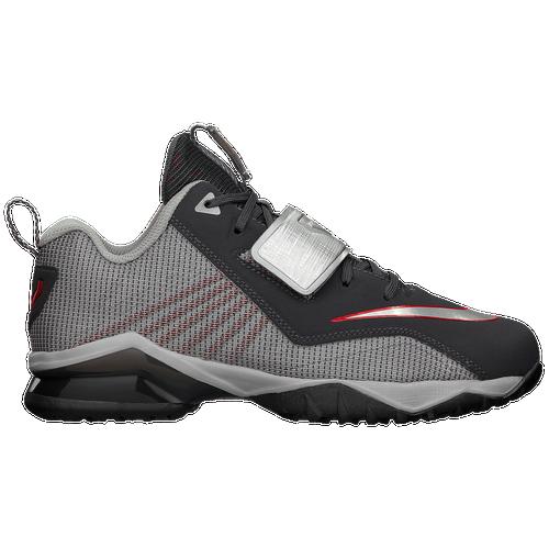 Nike CJ81 Trainer - Boys' Grade School - Training - Shoes - Metallic Dark  Grey/Metallic Silver/University Blue
