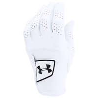 Under Armour Spieth Tour Golf Glove - Men's - White