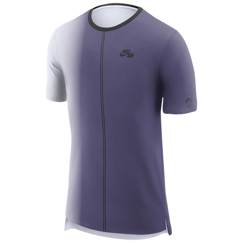Nike dip dye foam t shirt men 39 s casual clothing for Nike tie dye shirt and shorts