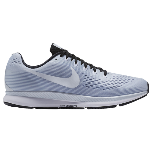 Nike Air Zoom Pegasus 34 - Men's - Running - Shoes - Pure  Platinum/White/Black