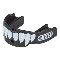 Battle Sports Youth Fang 2-Pack - Grade School - Black / White