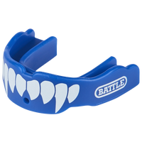 Battle Sports Fang 2-Pack - Adult - Blue / White