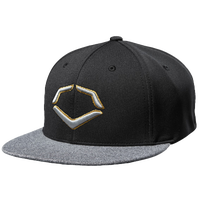Evoshield Gold Thread Flexfit Hat - Men's - Black / Grey