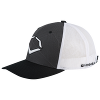 Evoshield Zig Zag Snapback Hat - Men's - Grey / White