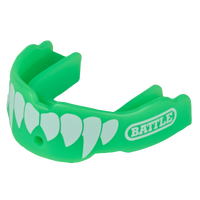 Battle Sports Youth Fang 2-Pack - Grade School - Light Green / White