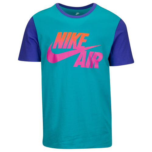 Nike air ringer 90 39 s t shirt men 39 s casual clothing for Old school nike shirts