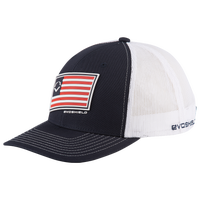 Evoshield Salute Snapback Cap - Men's - Navy / White