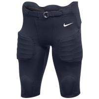 Nike Team Pants Recruit 3.0 - Boys' Grade School - Navy / White