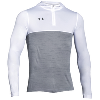 under armour 1 4 zip. under armour team tech 1/4 zip hoodie - men\u0027s for all sports clothing royal/white 1 4